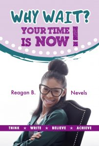 teen author Reagan Nevels