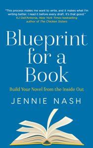 Blueprint for a Book - how to write a novel