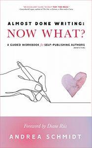 Self-publishing workbook
