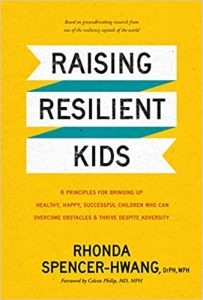 Raising Resilient Kids book cover
